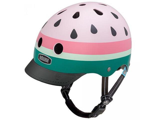 Nutcase Little Nutty Street Cykelhjelm Børn farverig (2019) | Helmets